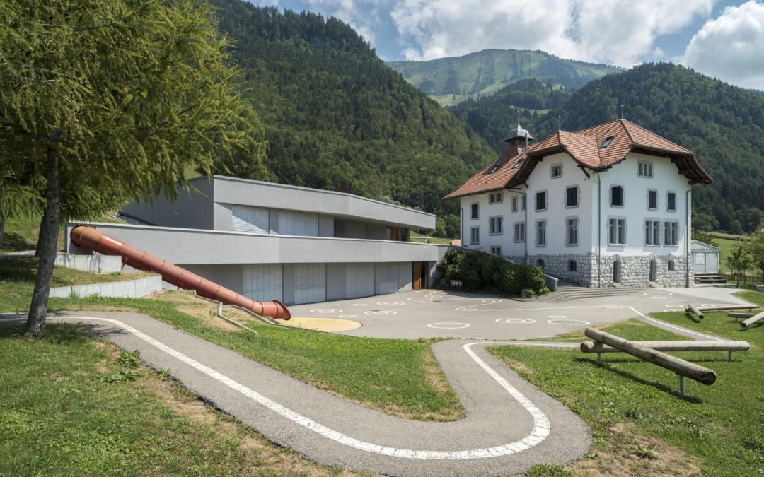 Schule Estavannens